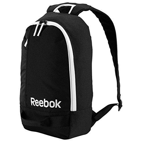 Reebok Unisex Sport SE Medium Backpack (23Liters) Schwarz