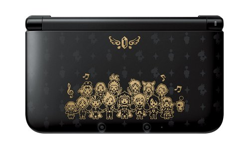 Nintendo 3DS LL Theatrhythm Final Fantasy Curtain Call Theatrhythm Edition - Limited Edition - for Japanese Version Games Only