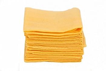 Tack Cloth 18 x36  Cloth Size 3-Count Bag Set of 12 Total of 36 Tack Cloths Yellow