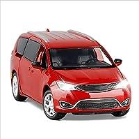 ダイカスト車種 Ch-ryslerの場合は1:32 合金MPV車モデル音と光多機能車のおもちゃモデル子供用車 (Color : 3)