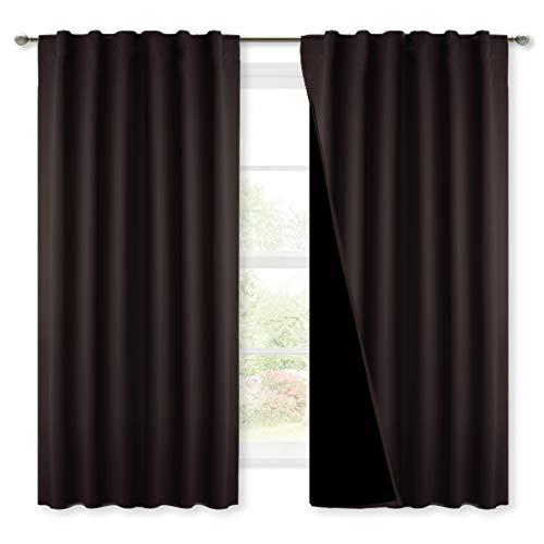 cortina corta para ventana de la marca NICETOWN
