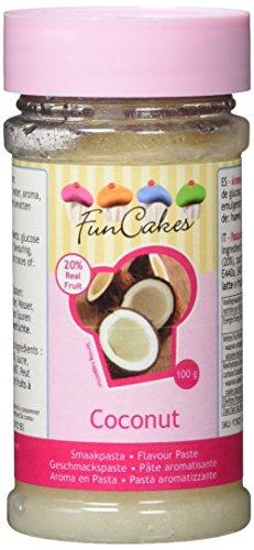 FunCakes Aromastoff-Kokosnuss, 1er Pack (1 x 100 g), FC9027