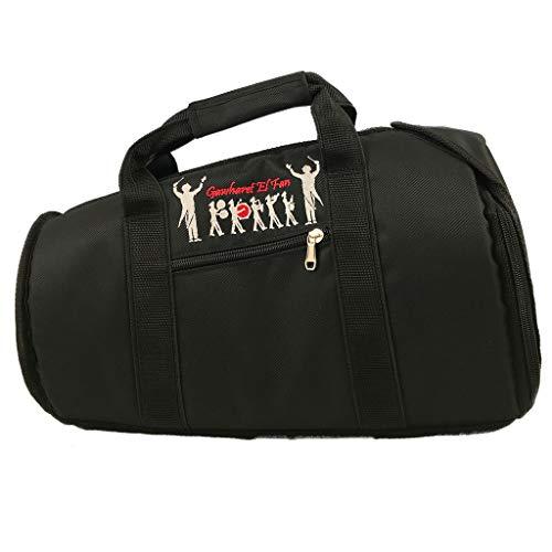 Darbuka Carry Case/Gig Bag by Gawharet El Fan | For Darbuka/Doumbek/Egyptian Tabla | Fits 22cm / 8.75' Size Darbuka | Premium quality