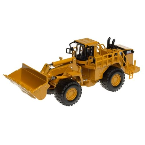 1//50  55115 CAT Diecast Masters 992G Wheel Loader Caterpillar Collection Model