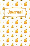 "Journal: Notebook,Journal  orange juicers peel cover pattern  ,Make An Orange Juice And Leave Wondering How You Did It: Funny Orange Notebook/Journal (6"" X 9"")"