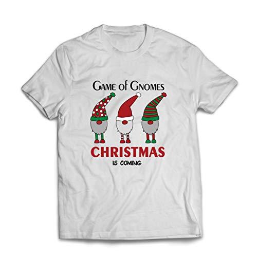 Midget nain Drôle Noël Anniversaire Idée Cadeau Hommes Femmes Adulte T shirt top