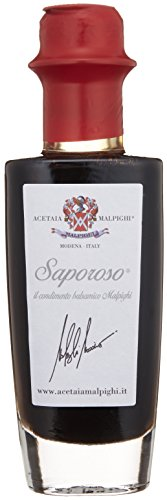 "Balsámic Dressing ""Saporoso"" 6 years old -3,4 oz. (100 ml)"