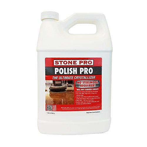 Stone Pro Polish Pro - The Ultimate Crystallizer - 1 Gallon