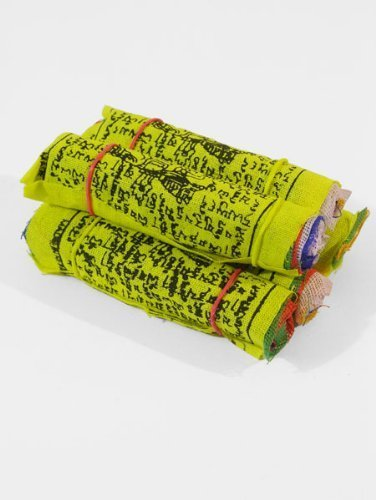 5 Packs of Mini Prayer Flags - Hand Made in Nepal by 1000 Flags