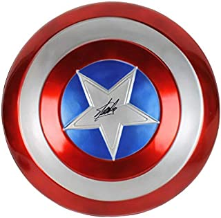 stan lee signed shield