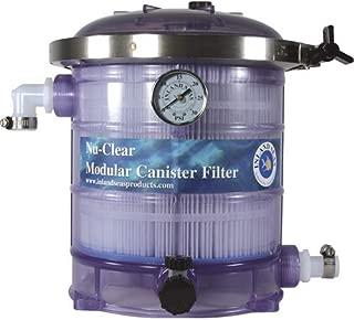 Nu-Clear Model 533: 25 Micron Cartridge & Carbon Filter