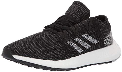 adidas Women's Pureboost Go, Black/Grey/Grey, 7 M US