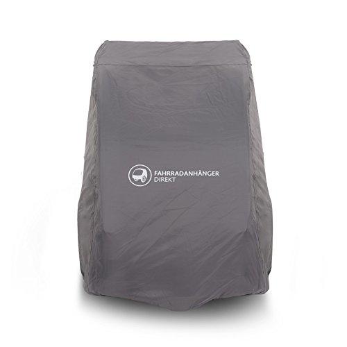 Bike Trailer Faltgarage für Fahrradanhänger (UV-Schutz, Wasserdicht), Universell, Schutzhülle für Alle Modelle - 2