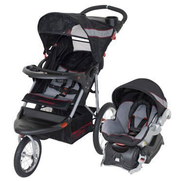 Baby Trend Expedition Jogger Travel System, Millennium by Baby Trend