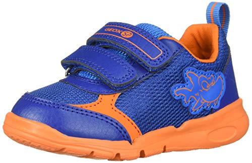 Geox B Runner Boy Calzature Sportive Bambino Blu 22 EU