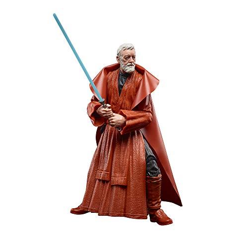 Hasbro Star Wars The Black Series - Ben (Obi-Wan) Kenobi, giocattolo da 15cm della trilogia Star Wars originale per il 50° anniversario di Lucasfilm