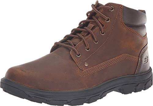 Skechers Men's Segment-Garnet Hiking Boot, cdb, 9.5 Medium US