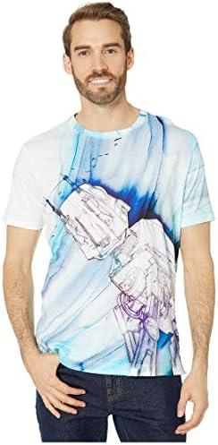 Robert Graham at at Birds Print T Shirt White LG product image