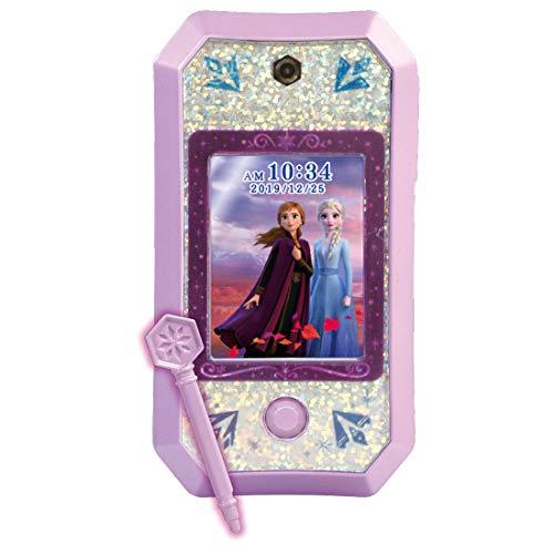ディズニー アナと雪の女王2 キラキラ スマートパレット ノルディックパープル 初回特典付