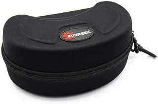 SUNREEK™Black Ski Goggle Hard Protective Carrying Case Sunglasses Case Protection Cover