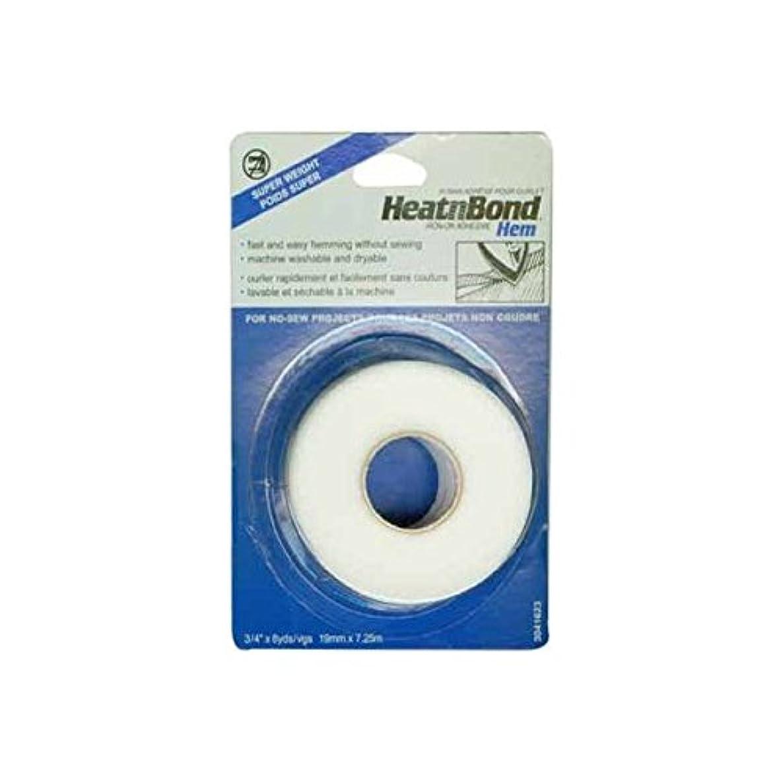 Heatnbond Hem Fuser - Iron-on Adhesive, 19mm