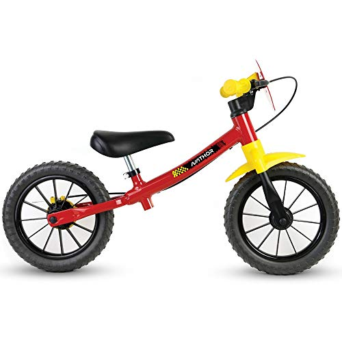 Bicicleta Balance Bike de Equilíbrio sem Pedal Masculina Fast