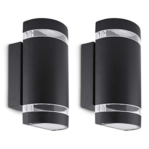 SSC-LUXon SELA Up Down - Lámpara de pared para exteriores (