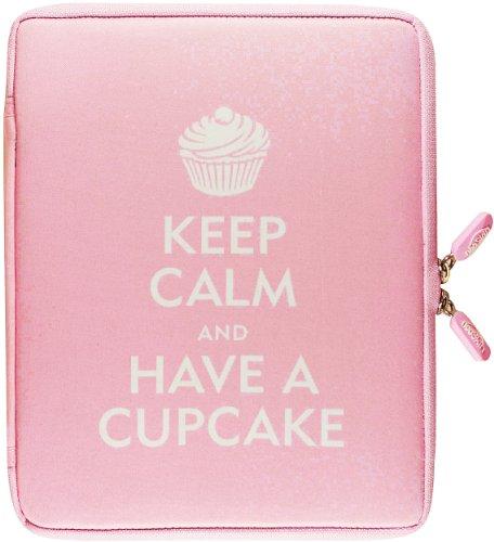 Neoskin iPad2 Keep Calm Cupcake
