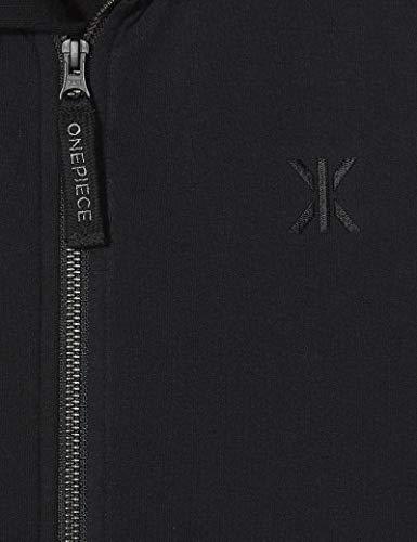 Onepiece Unisex Jumpsuit Out, Schwarz, 40 (Herstellergröße: L) - 6
