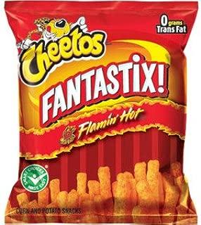 Cheetos Fantastix Flamin Hot 1oz 104 Ct