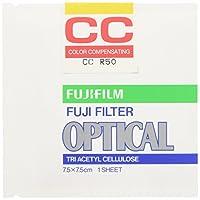 FUJIFILM 色補正フィルター(CCフィルター) 単品 フイルター CC R 50 7.5X 1