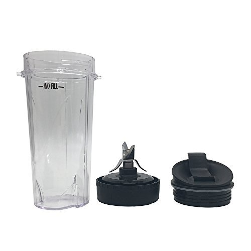 Nutri Blender Pro Extractor Blades and 16-Ounce (16 oz.) Cup for