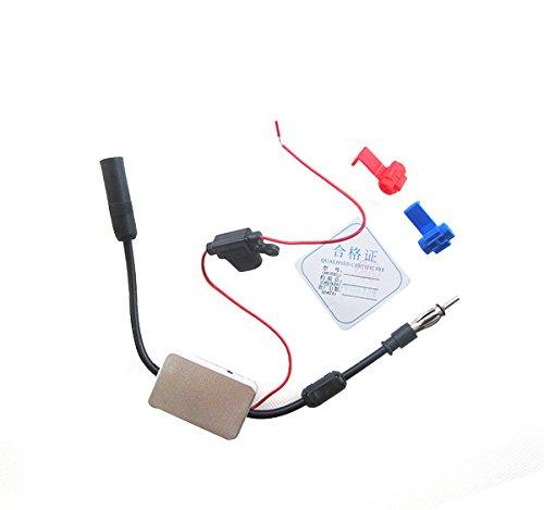 YONGYAO Navigation GPS Modification Radio FM Am Signal Enhancer Signal Antenne Amplificateur Nouveau Modèle De Voiture