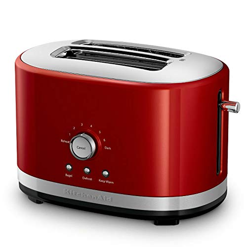 KitchenAid Artisan KJC42AV Torradeira Manual, Empire Red, 110 V