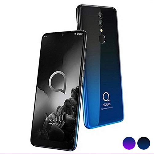Alcatel 3 - 3 GB RAM, Camara 13 MP, bateria 3500 mAh