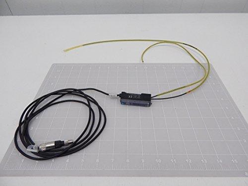 KEYENCE Corp FS-V11-P 12-24VDC, RED LED, Fiber Optic Type, 2M, Digital Sensor, Discontinued by Manufacturer, PHOTOELECTRIC Amplifier