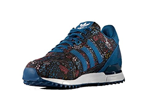 adidas ZX 700 W, Women's Sneakers, Multicolored (Acetec / Acetec / Ftwbla), 3.5 UK (36 EU)