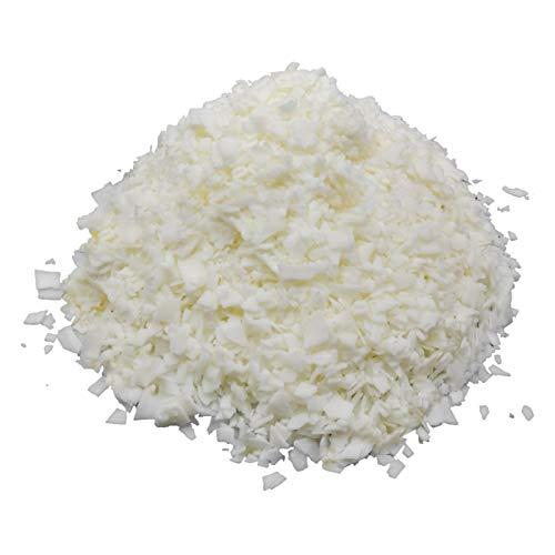 S/V Cera de soja para velas, pastillas, fundir velas de cera natural, para fabricar velas y rellenarlas para la fabricación de velas, 500 g