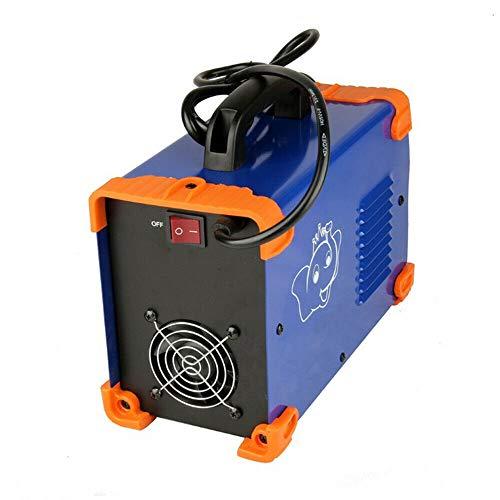 Mini dispositivo de soldadura IGBT Inverter 10-120A ARC-400 para el hogar, máquina de soldadura con pinzas de soldadura, clip de soldadura, martillo de pincel y cable