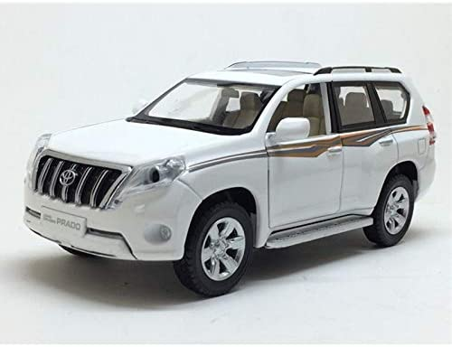 Pull Back Vehicle Model We OFFer at cheap prices 1:32 Bargain sale Toyo-ta Simulation Scale for Prado