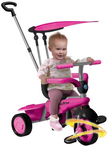 Smart Trike 619-0200 kinderdriera Carnival, roze