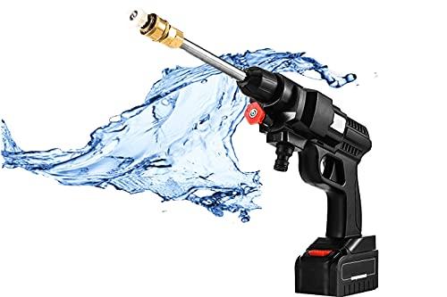 Idropulitrice a batteria 24V Alta pressione Portatile Senza Fili Lavaggio Auto
