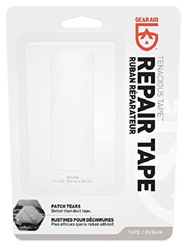 GEAR AID(ギア エイド) アウトドア 補修剤 テネシアステープ リペアテープ クリア 13001