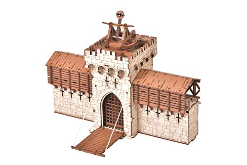 I BUILT IT - The Gatehouse - Architectural Wooden...