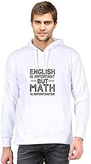 Sweatshirt for Men w Kangaroo Pocket Casual Hoodies Regular fit Winter Jacket for Boys
