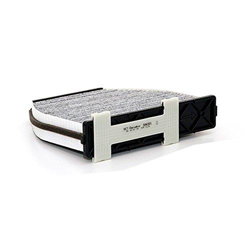 SCT Innenraumfilter Aktivkohlefilter SAK203, Referenznummer: CUK 2550