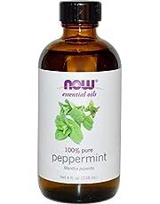 Now Foods Essential Oils Peppermint 4 fl oz (118 ml)