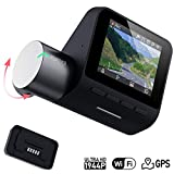 Best Cam With GPS - 70mai Dash Cam Pro Front Car Dash Cam Review