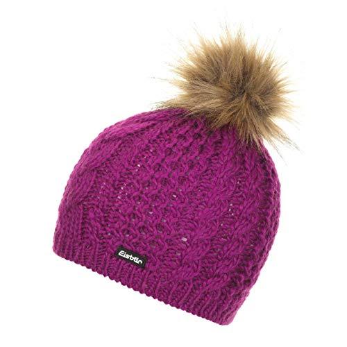 Eisbär Afra Lux Hat - Purple Flower