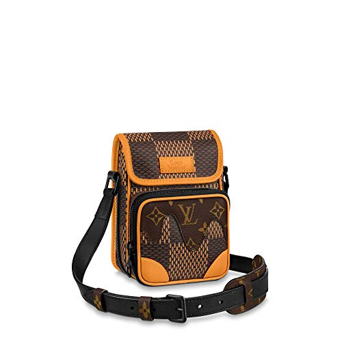 Louis Vuitton Nigo Nano Amazone Messenger Bag LV2 Limited Edition Series